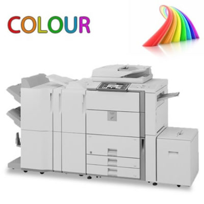 Sharp MX6201N Copier