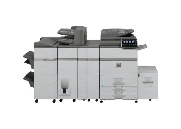 Sharp MXM654N Copier
